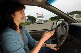 Texting while driving is not fooling anyone.