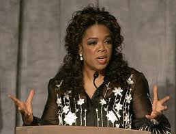 Oprah has always been forthcoming and honest about being abused when she was young.