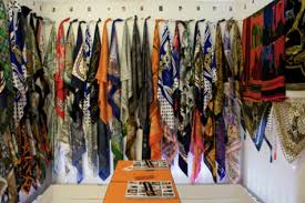 That's what I need - a separate room just for scarves.