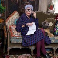 Iris Apfel proves youth and beauty are not mutually exclusive.