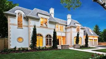 Home sweet five million dollar Oakville home.